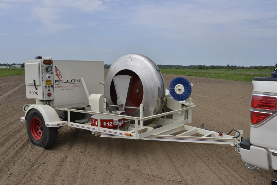 Falcon adds two automated precision soil samplers to lineup