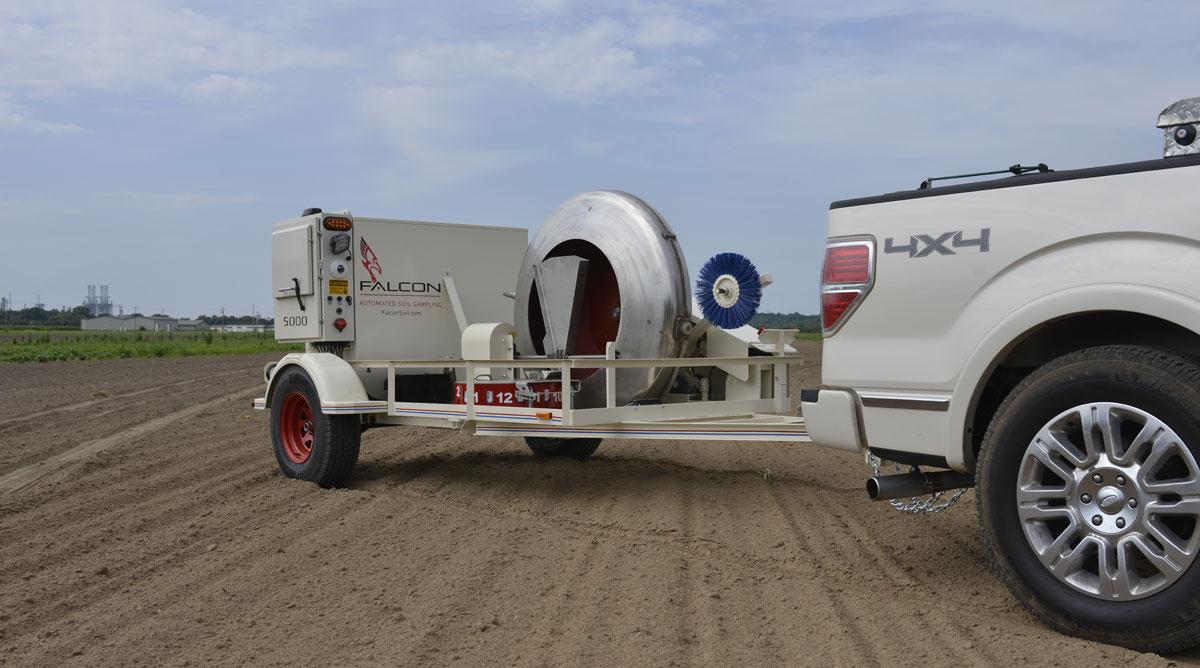 Get Ready for Intensive Soil Sampling